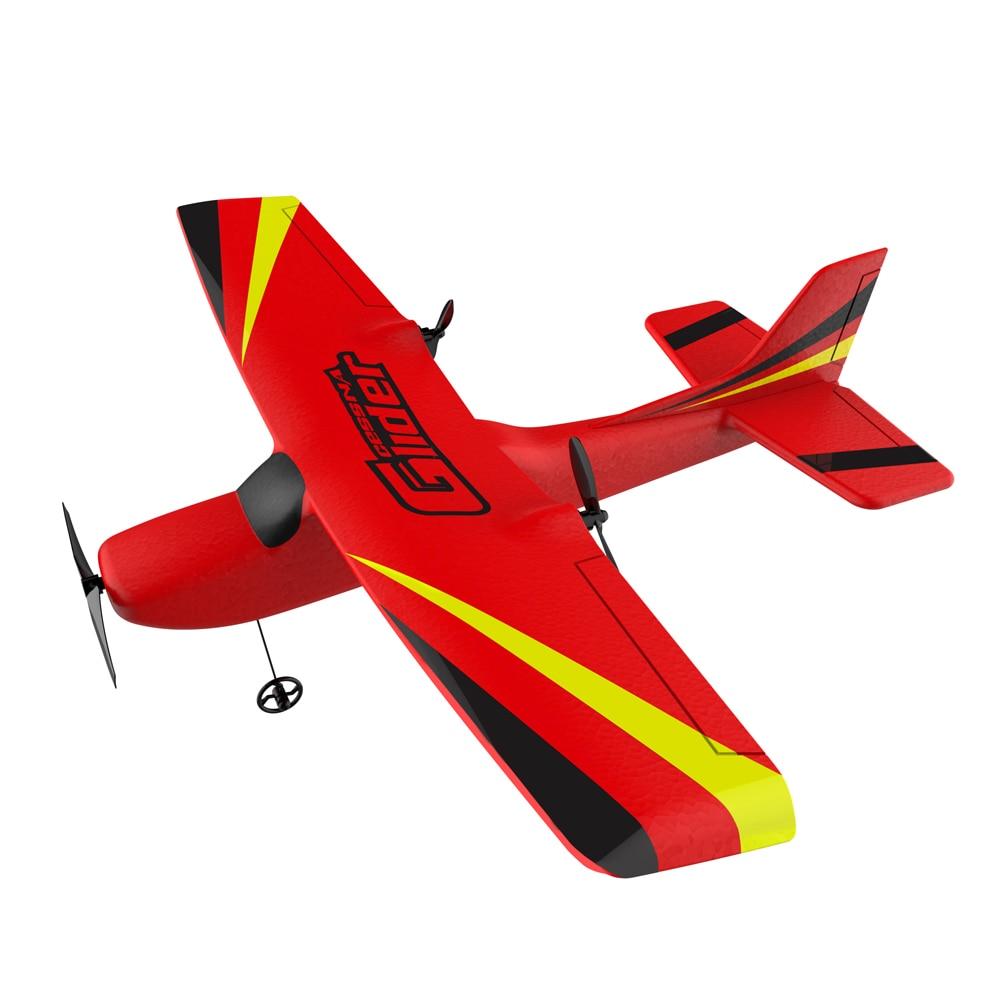 Z50 RC avion EPP mousse planeur avion gyroscope 2.4G 2CH télécommande envergure 25 minutes temps de vol RC avions jouet 3
