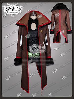 Anime Maria the Virgin Witch Maria Cosplay Costume Halloween Uniform S-XL Custom-made Any Size Free Shipping NEW