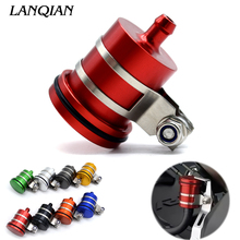 Motorcycle Brake Fluid Reservoir Clutch Tank Oil Cup For Yamaha MT-01 MT-02 MT-03 MT-07 MT-09/Tracer MT-10/ABS