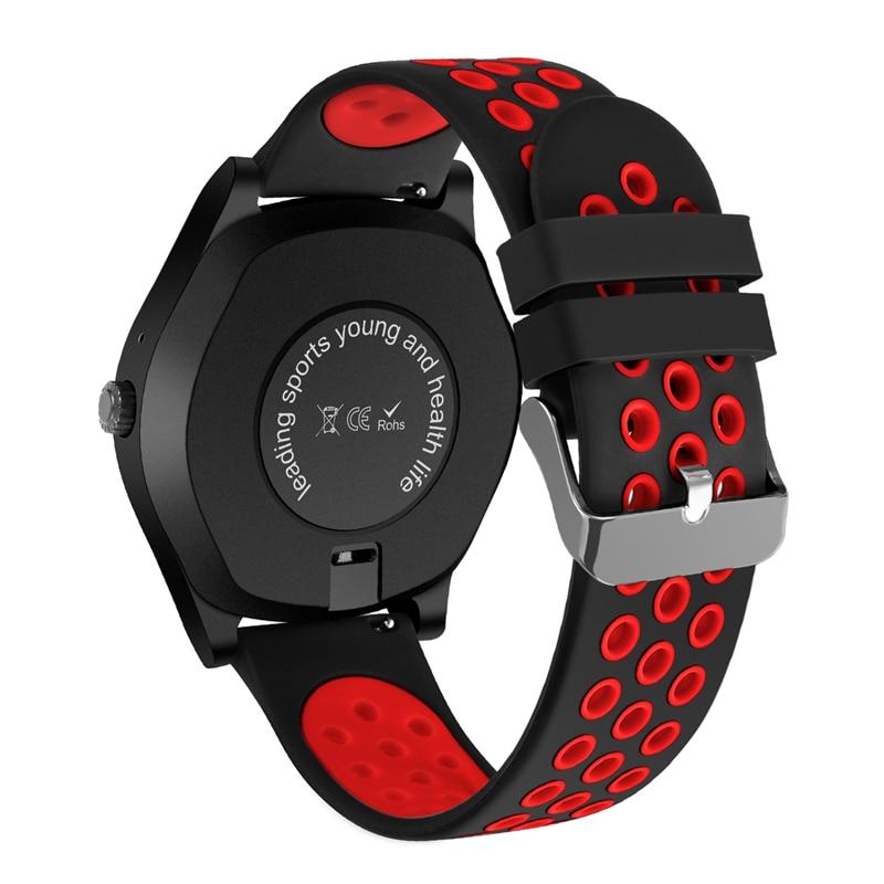 Sport Smart Wristwatch New Bluetooth Smart Watch With TF SIM Card Slot HD Camera Fitness Sleep Tracker Fashion Smart Watch Phone in Smart Watches from Consumer Electronics
