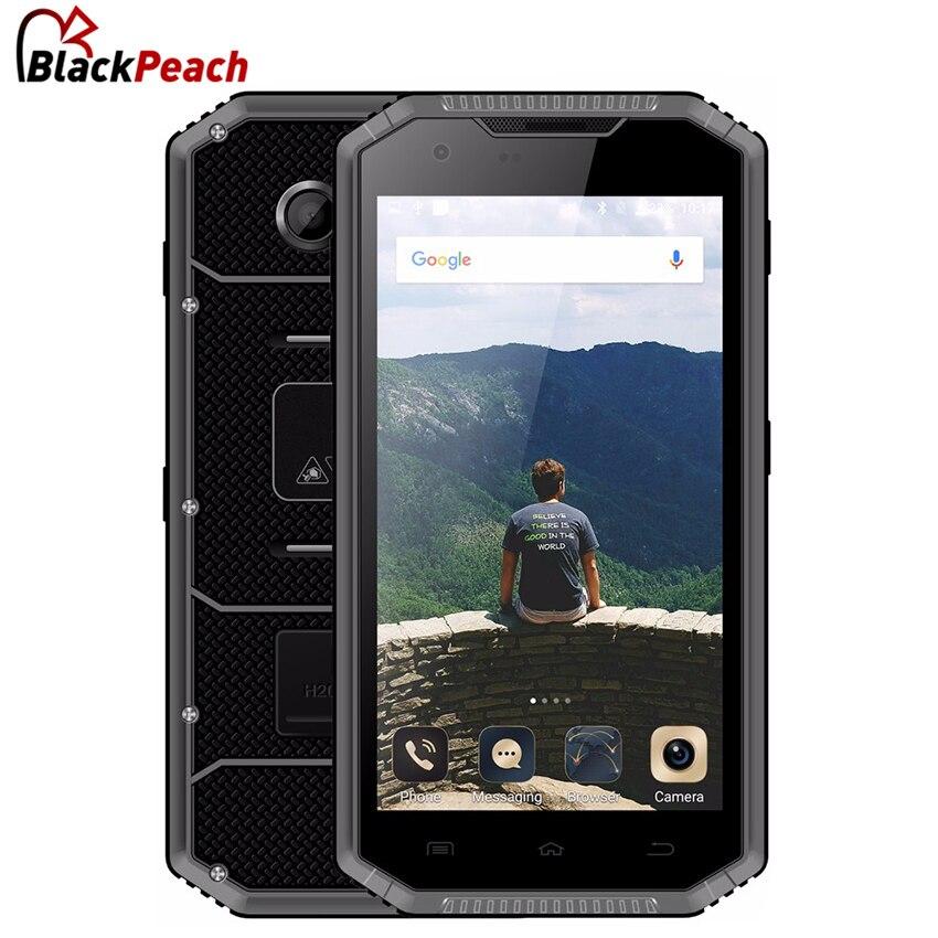 E&L W7 4G Mobile Phone 5.0 inch Waterproof Shockproof IP68 Android 6.0 MTK6735 Quad Core 1GB RAM 16GB ROM 2800mAh 4G Smartphone