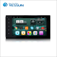 YESSUN For Toyota Universal 7 Inch Android Car GPS Navigation Player Multimedia Audio Video Radio Multi