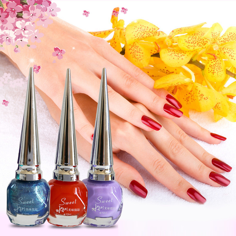 Buy water based peelable nail polish and get free shipping on ...
