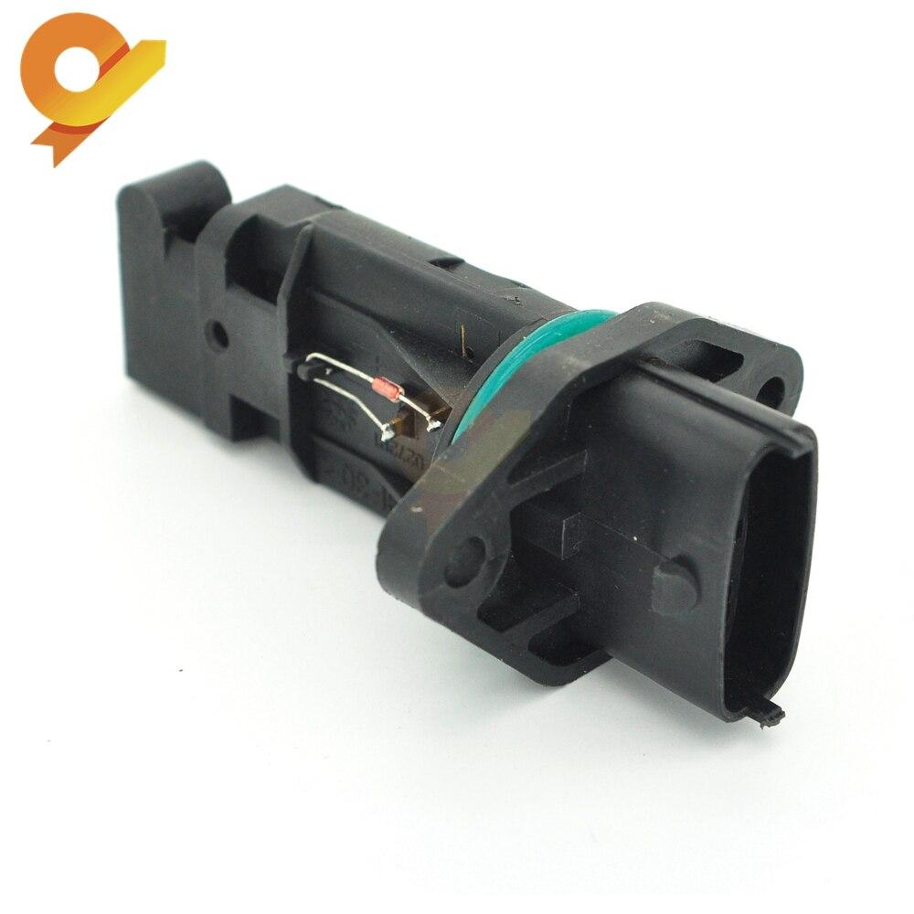 Mass Air Flow MAF Sensor For Lada 110 2110 111 2111 112 2112 Niva 2121 Samara 2108 2109 2115 Forma 21099 1.3 1.5 1.6 1.7 Petrol ваз 2108 2109 21099
