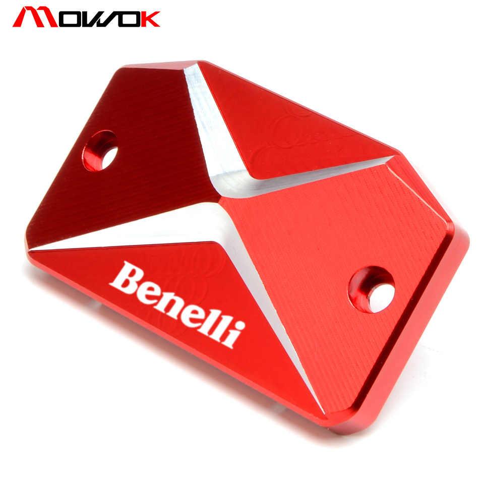 Motorfiets Voor Benelii TRK 502 Leoncino 500 BN302 TNT 300/600 Front Hoofdremcilinder Reservoir Cover Cap