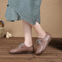 2019 Весенняя прогулочная женская обувь повседневная на плоской подошве мягкая подошва прогулочная обувь J5A1-14