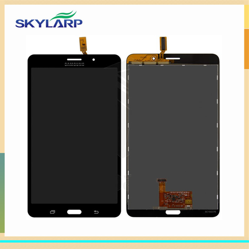 ФОТО LCD for Samsung T230 T231 T235 for Galaxy Tab 4 7.0 LTE Tablet PC LCD screen display panel glass (with touch,version 3G)