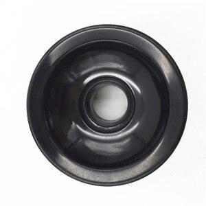 Image 5 - 4 ピース/セット 70 ミリメートルブランクロングボードの車輪スケートボードの車輪ロングボードストリートホイールソフトホイールスピード CUIRSER SHR 80A