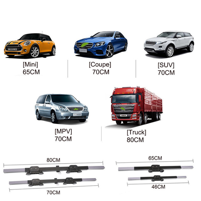 Car Retractable Curtain With Uv Protection Sunshade Car Window Sunshade Upgarde Retracta'ble SUV Truck Car Front Windshield 2
