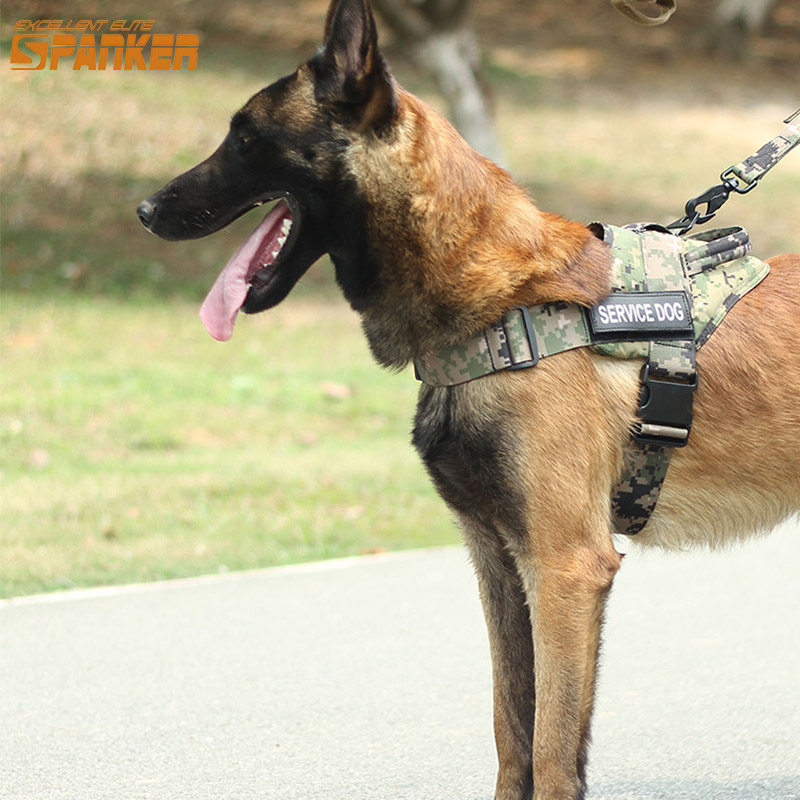 EXCELLENT ELITE SPANKER Training Pet Clothes Dogs Harness