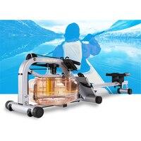 MR016 сопротивление воды строк машина пресса пектораль Arm Фитнес Training выносливость организма планер гребли домашний спортзал оборудования