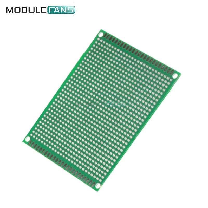 Circuit Board Universal Stripboard 70x50mm 5pcs Prototyping Universal