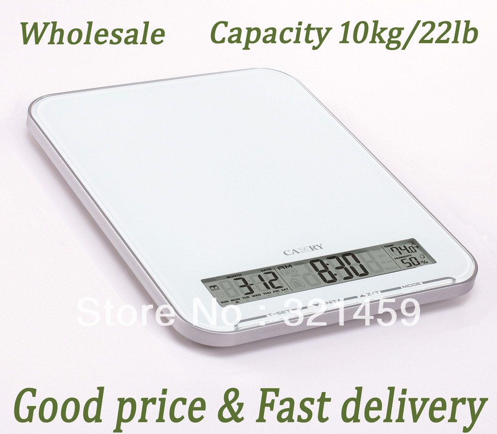 Kitchen Weight Scale Open Cabinets Electronic Food Balance With Multi Function And Fashion Design Wholesale Good Price Fast Delivery In Bathroom Scales From Home