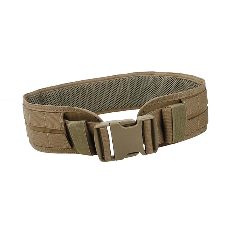 Useful Men Hunting Combat Military Belt Wargame Canvas Army Belt Adjustable Waistband Tactical Belt Molle Black Coyote Multicam Always Buy Good Apparel Accessories