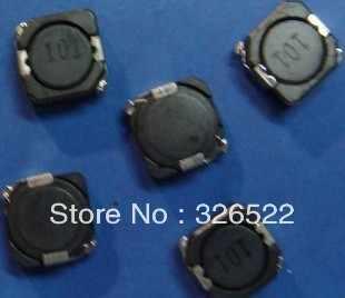 10 x SMD Throttle 10µH SMD Storage Throttle CDRH 74 Series Sumida 10pcs