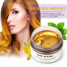 Hair Wax Color
