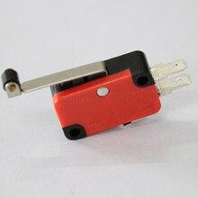 Interruptor de límite de piezas de impresora 3D, pulsador de extremo, Interruptor táctil para kit de impresora REPRAP, compra gratuita