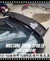 Подходит для Ford Mustang GT APR задний спойлер заднего крыла из углеродного волокна