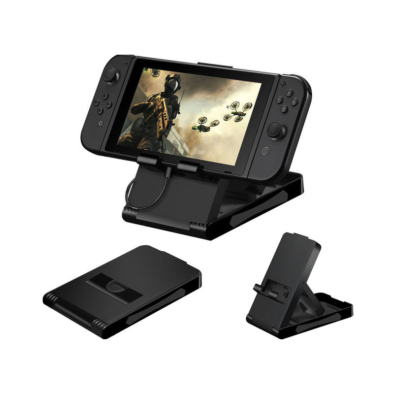 EastVita Adjustable Game Console Stand Bracket  For Nintend Switch Game Console R29