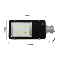100w led street light IP65 Outdoor Road Yard Industrial Garden Square Highway Road Lamp