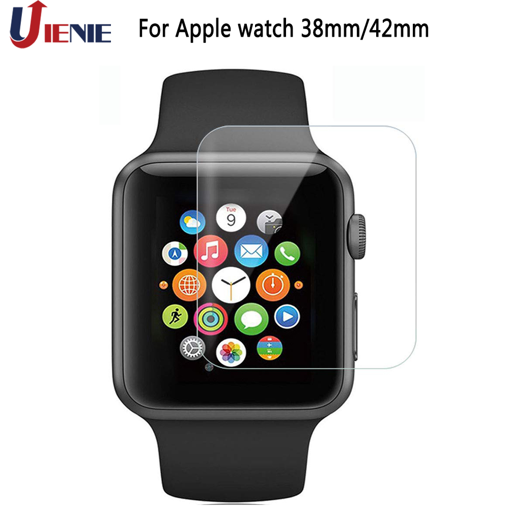 2PCS/5PCS 3D Watch Screen Protector Film For IWatch Apple Watch 1 2 3 Series 38mm 42mm Hydrogel Soft Screen Protective Film