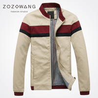 Zozowang Men S Outerwear Spring And Autumn Seasonal Korean Men S Slim Baseball Men S Youth