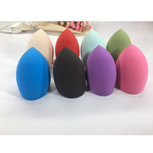 YAHLIGS 1pcs Makeup Sponge Non-Latex Microfiber Easy To Carry Powder Liquid Foundation Smooth BETTER Cosmetic Maquillaje YA312