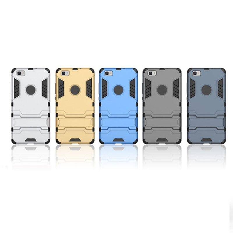 Untuk Huawei p8 lite kasus telepon, Silikon shell, Melindungi armor - Aksesori dan suku cadang ponsel - Foto 3