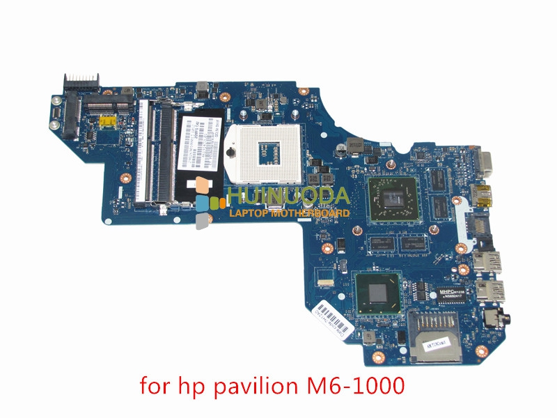 NOKOTION QCL50 LA-8711P 698399-501 698399-001 For HP Envy M6 M6-1000 Laptop motheroard / Main Board HD 7670M 2GB GPU nokotion 687229 001 qcl51 la 8712p laptop motherboard for hp pavilion m6 m6 1000 hd7670m ddr3 mainboard full tested