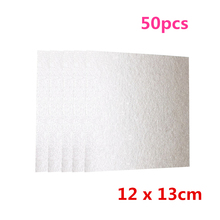 50pcs Mica Plates Sheets Microwave Oven Replacement Part for