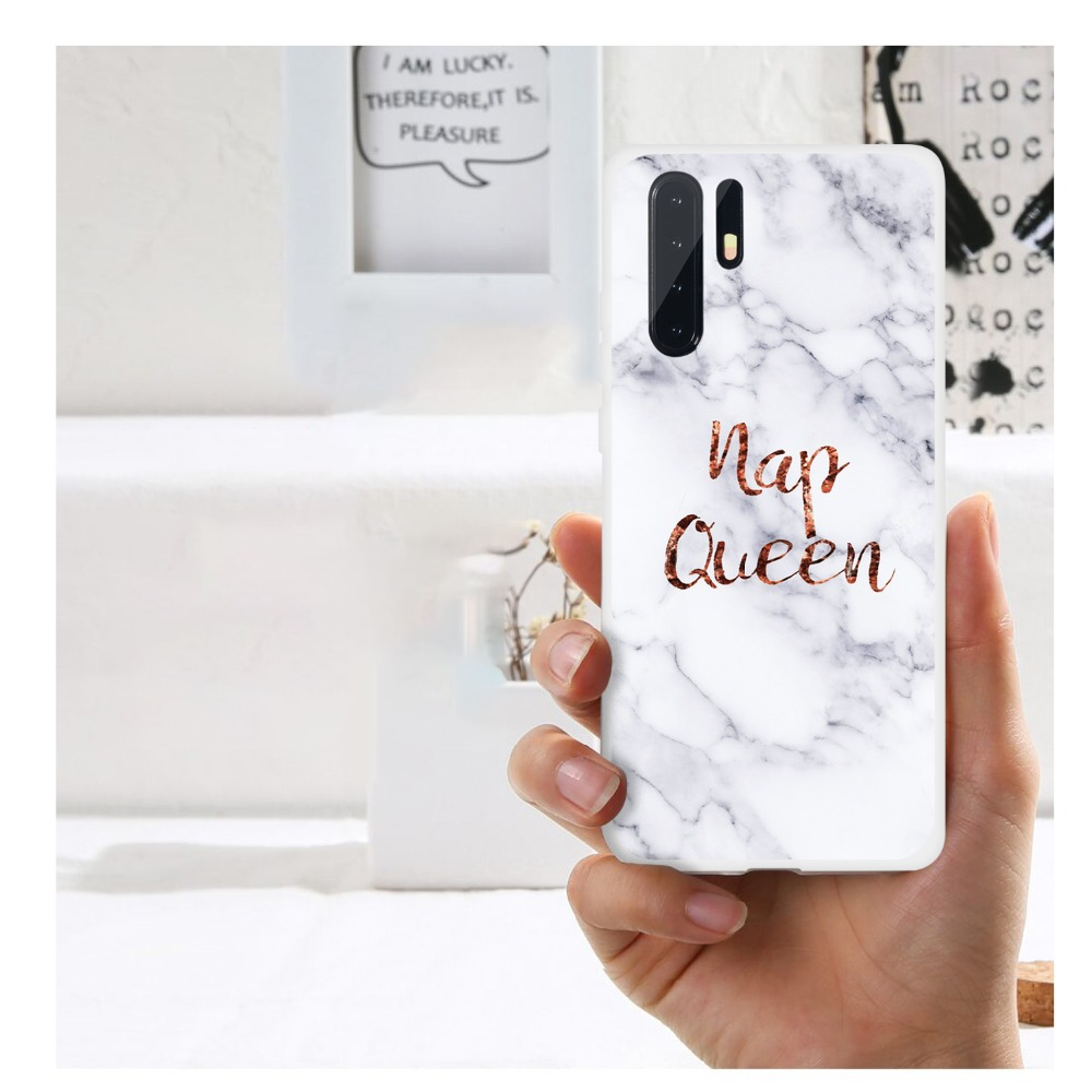Case For Huawei P30 Pro P20 Lite P10 P Smart 2019 Marble Soft Silicone TPU Phone Cases For Huawei P30 P20 Pro PSmart 2019 Cover  (18)
