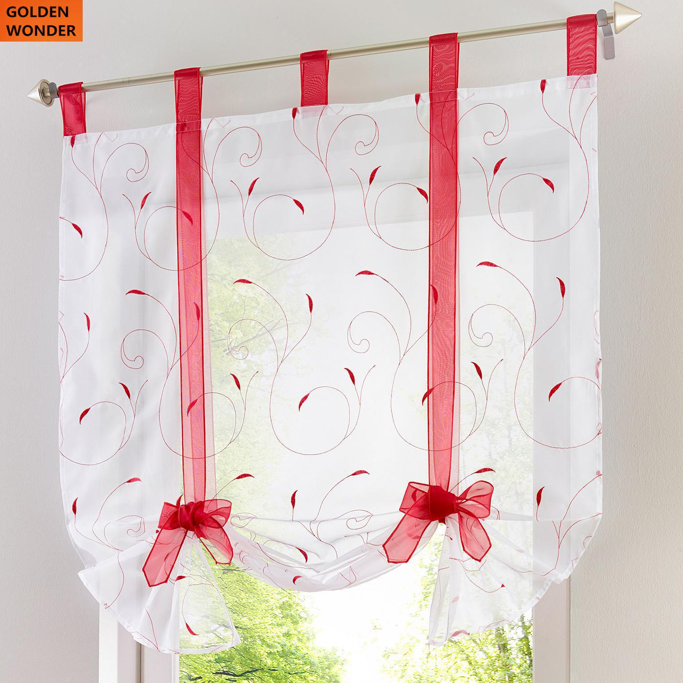 Aliexpress Buy New Arrival Window Curtain Rome Cafe Kitchen