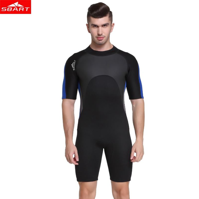 504351d729b1 Traje de neopreno de 2mm para hombre, traje de buceo snorkel, traje de baño  de una pieza, traje de surf