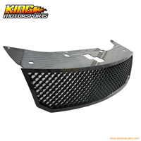 For 07 09 10 Dodge Avenger Honeycomb Mesh Black Hood Grille USA Domestic Free Shipping Hot Selling