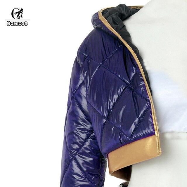ROLECOS Akali KDA Cosplay Costume LOL AKALI Cosplay Jacket KDA Coat Women LOL Game Costume K/DA Halloween Gift 2