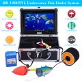"KKmoon Original 15M 1200TVL Fish Finder Underwater Fishing 7"" TFT LCD Video Camera Monitor 12pcs LED Lamps Night Vision Camera"