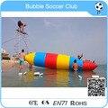 Envío gratis 2016 Hot venta inflable catapulta agua blobs, 5 x 2 m burbuja inflable del agua, inflable juego de deportes acuáticos
