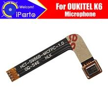 OUKITEL K6 микрофон 100% оригинальный новый микрофон запасные аксессуары часть для смартфона OUKITEL K6
