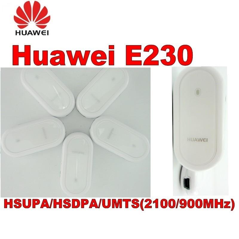 გახსნილია Huawei E230 3G USB უსადენო - ქსელის აპარატურა - ფოტო 3