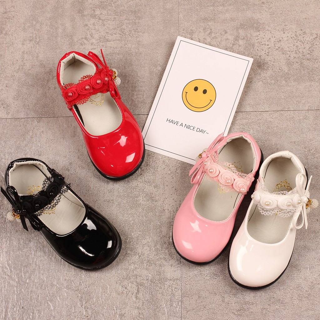 Genuine LEATHER Mary Jane Lace MOCCASIN for Baby// Toddler Hot Pink Mocc