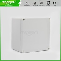IP65 200 200 130mm Waterproof Distribution Plastic Box Control Panel Box