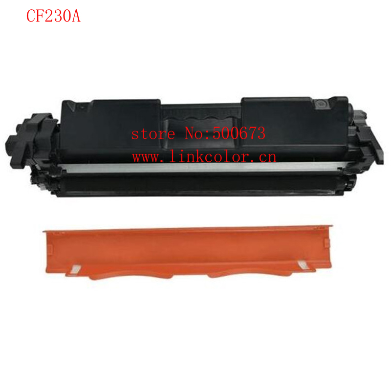 10PKS  compatible toner cartridge for HP LaserJet M203d M203dn M203dw MFP M227fdn M227fdw CF230A CF230 CF 230A 230 printer silwerhof клейкая лента д декора розочки 8мм 6м 481041