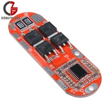 25A 3S/4S/5S 18650 Lithium-Batterie Lade Board BMS Li-Ion Batterie Schutz Schaltung Ladegerät modul PCM Polymer für Solarzelle DIY