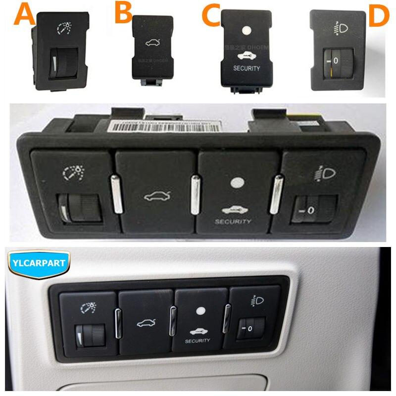 For Geely Emgrand 7 EC7 EC715 EC718 Emgrand7 E7,EC7-RV EC715-RV EC718-RV EC-HB Hatchback,Car Trunk Switch