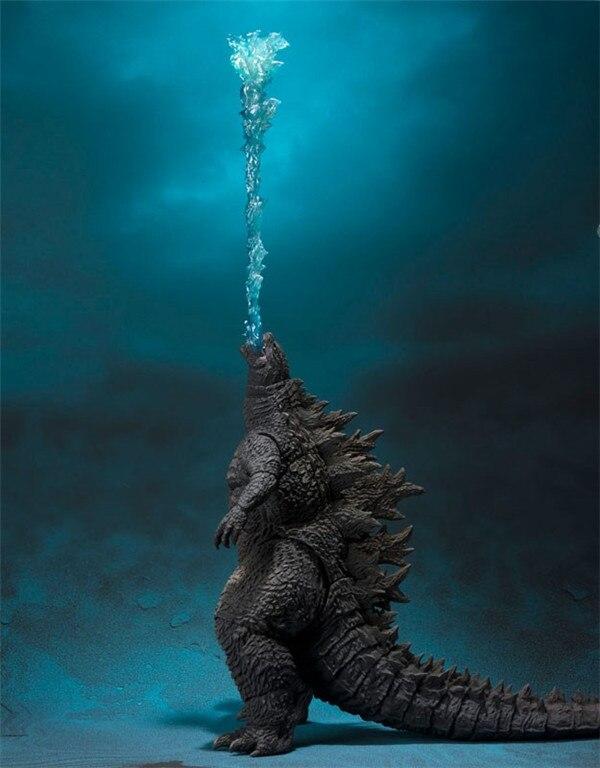 Gojira filme junções moveable pvc figura de ação collectible modelo brinquedo 16cm