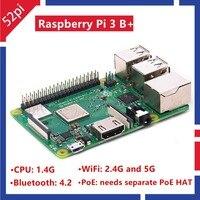 52Pi 2018 New Original Raspberry Pi 3 Model B Plus RS UK Made RPI 3B Plus