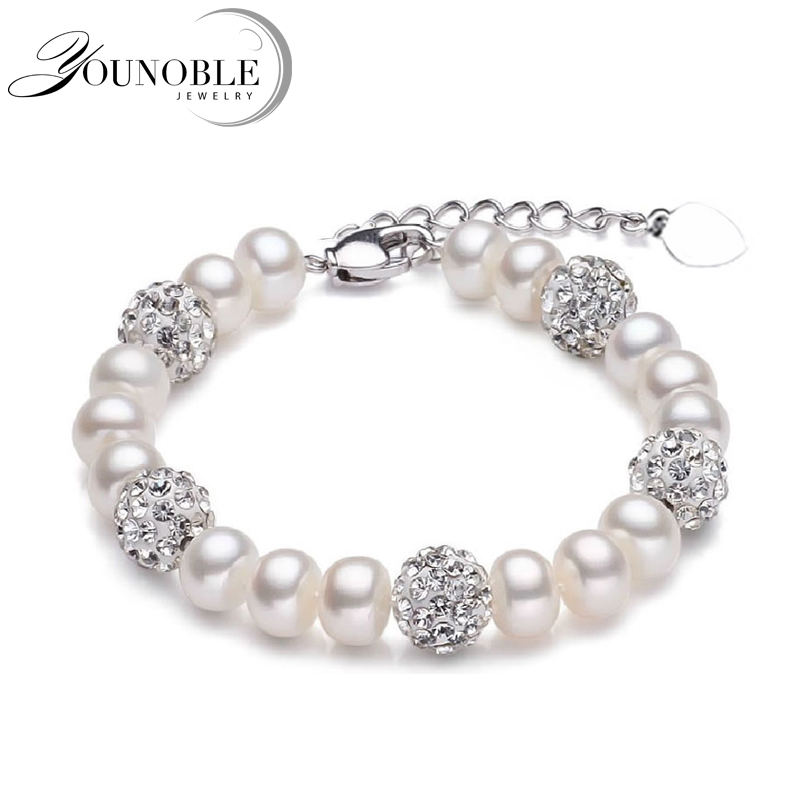 gift box 16th birthday pearl charm bracelet