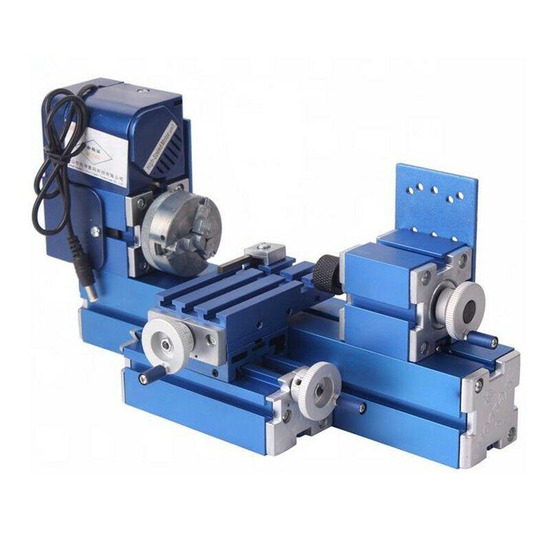 20000rpm Mini Lathe Woodworking Machine Metal Processing Tool Teaching Model