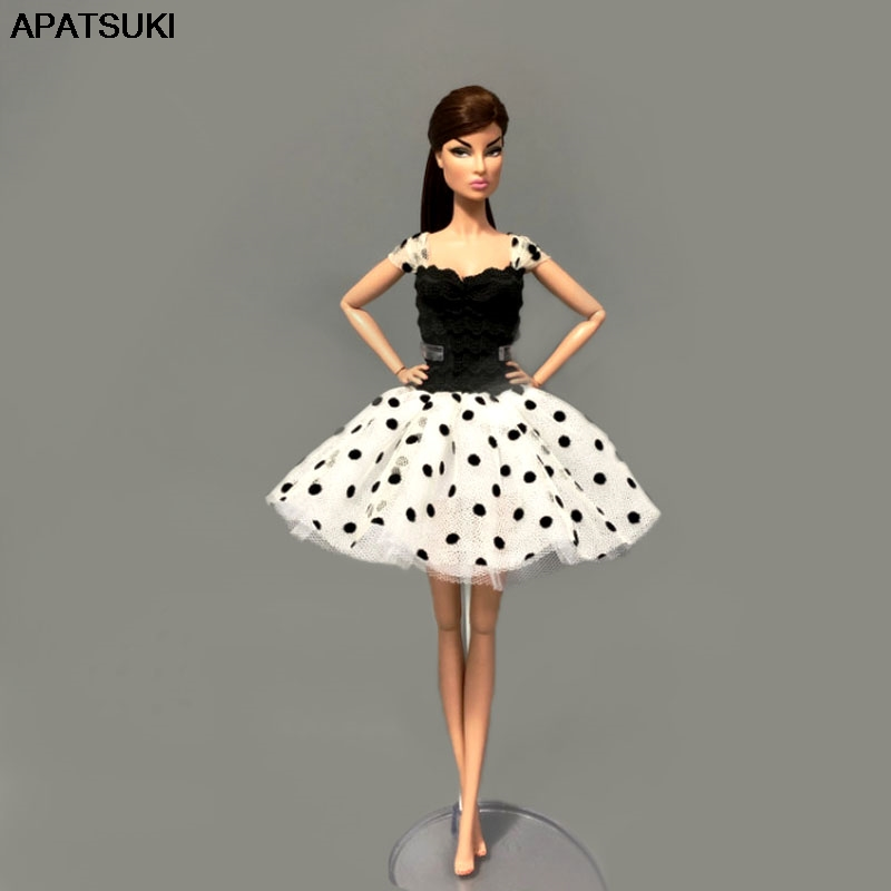 """Light Yellow Fashion Tutu Dress For 11.5/"""" 1//6 Doll Outfits Party Dresses Clothes"""