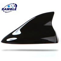 Ramble Brand For Mitsubishi ASX Grandis Aerial Replacement Car Shark Fin Antenna Auto Exterior Parts Car Hatchback Accessories
